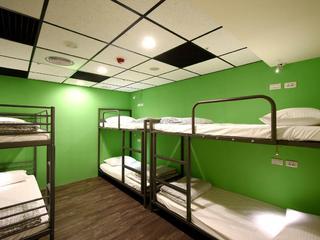 睡台北复合式旅店