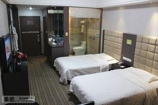 万豪商务酒店(客房)
