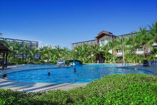 三亚龙兴莱曼海景度假酒店