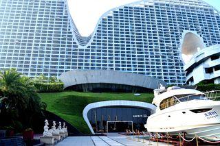 一号海景地标度假公寓酒店(远眺银滩海景店)