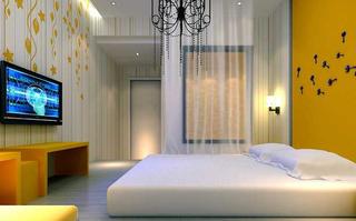 桔子香水主题宾馆