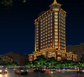 高安希尔顿大酒店