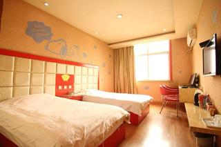网虫快捷酒店(霍州店)