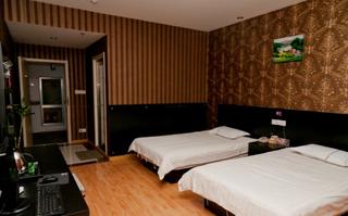 都市118连锁酒店(邹平国贸店)