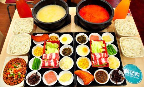 【火車站/堤口路】自然稻 僅售36元!最高價值64元的米線雙人套餐,提供免費WiFi。