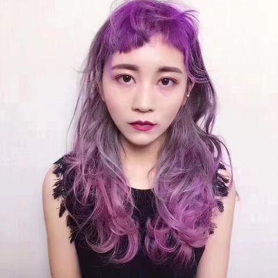 紫色渐变效果图