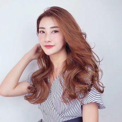 女式发型作品图