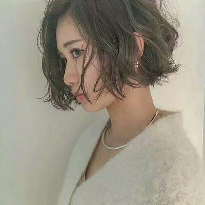 日式美发作品图