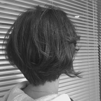 简·悦发型作品图