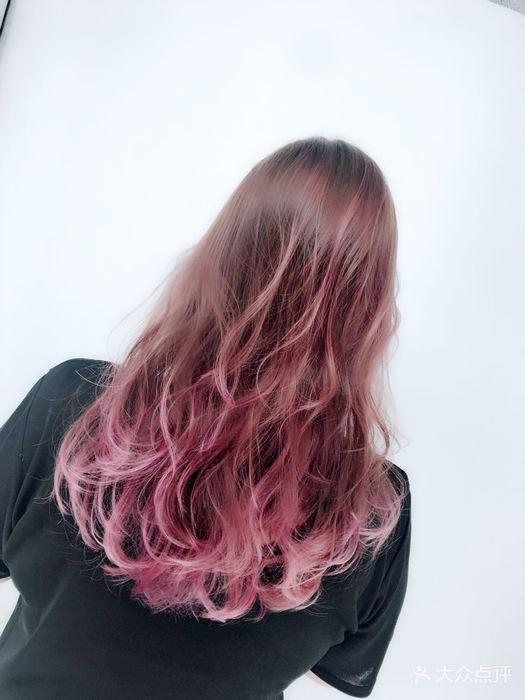 simple hair日系染發沙龍(時代風帆店)中發圖片 - 第8張圖片