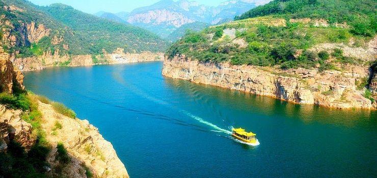 京娘湖攝影圖__自然風景_自然景觀_攝影圖庫 1024x496 - 251kb
