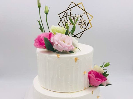 主流烘焙·创意生日蛋糕