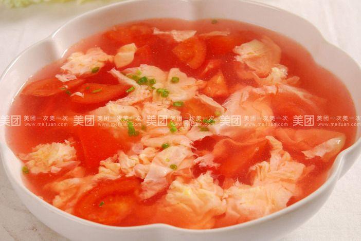 番茄蛋汤_番茄蛋汤