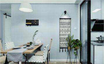 110平米三室一厅欧式风格餐厅图
