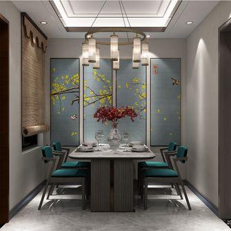 富裕型110平米复式新古典风格餐厅装修案例