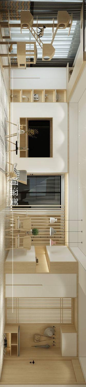 富裕型70平米三日式风格其他区域图