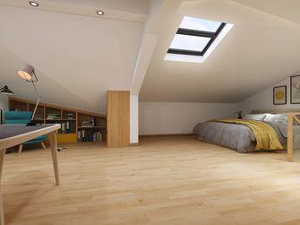 110平米三室两厅北欧风格阁楼装修案例