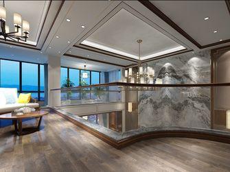 20万以上140平米别墅中式风格阁楼图片