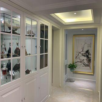 90平米三室一厅欧式风格走廊效果图