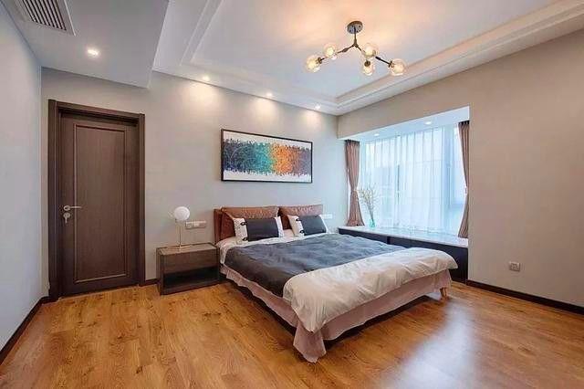 番禺装修公司-卧室