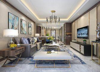 120平米三室五厅其他风格客厅图片大全