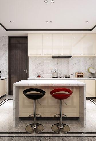 140平米复式中式风格厨房装修效果图