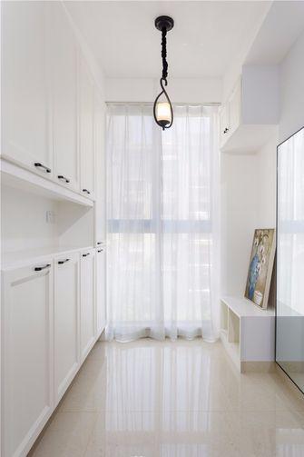 120平米三室两厅北欧风格衣帽间欣赏图