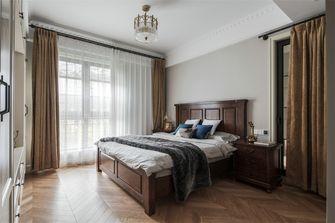 富裕型120平米四美式风格卧室设计图
