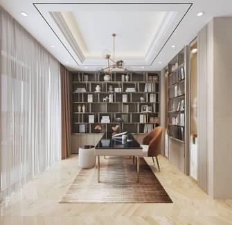 20万以上90平米现代简约风格储藏室设计图
