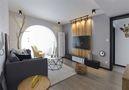 20万以上100平米法式风格客厅图片