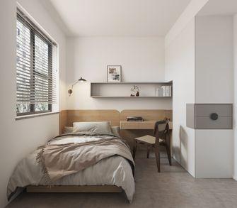 富裕型130平米三室两厅日式风格青少年房装修效果图