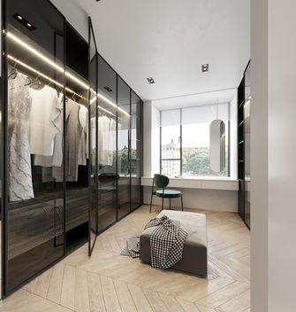 120平米一室一厅法式风格衣帽间图片大全