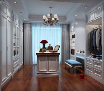经济型140平米别墅法式风格衣帽间装修案例