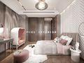 140平米四室三厅现代简约风格青少年房装修案例