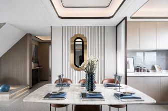 3万以下140平米复式轻奢风格客厅装修案例