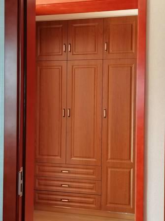 10-15万140平米四室两厅混搭风格衣帽间装修案例