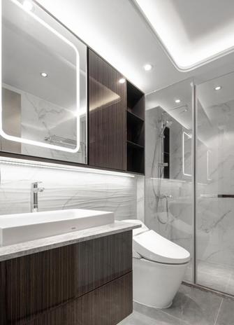 豪华型120平米四室一厅轻奢风格卫生间图
