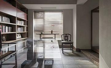 20万以上140平米四室一厅日式风格书房欣赏图