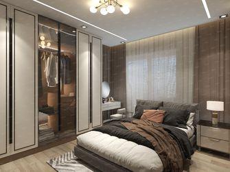 豪华型140平米四室一厅轻奢风格卧室装修案例