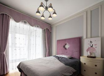 120平米三室一厅美式风格青少年房图片大全