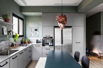 富裕型100平米四室四厅北欧风格厨房设计图