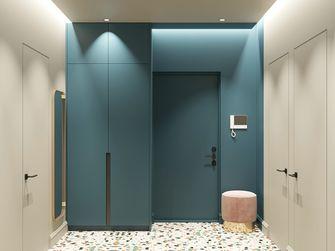 5-10万70平米公寓北欧风格玄关装修案例