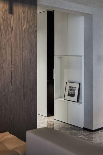 富裕型80平米三室两厅工业风风格玄关装修图片大全