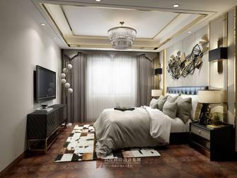 20万以上140平米复式轻奢风格青少年房图片