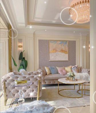 3万以下140平米现代简约风格客厅图片