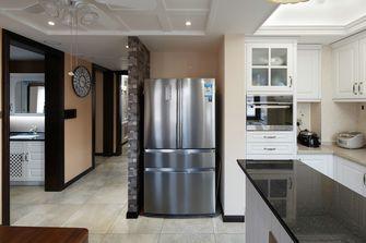 100平米三中式风格客厅效果图