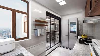 豪华型140平米三室一厅中式风格厨房设计图