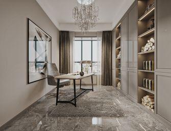 豪华型140平米四室两厅港式风格书房设计图