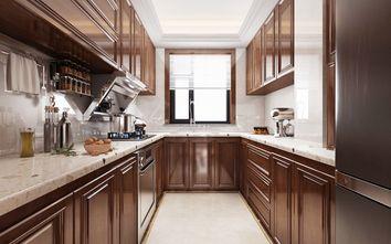 140平米四新古典风格厨房装修效果图