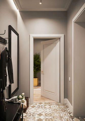 20万以上140平米四室两厅北欧风格走廊装修效果图